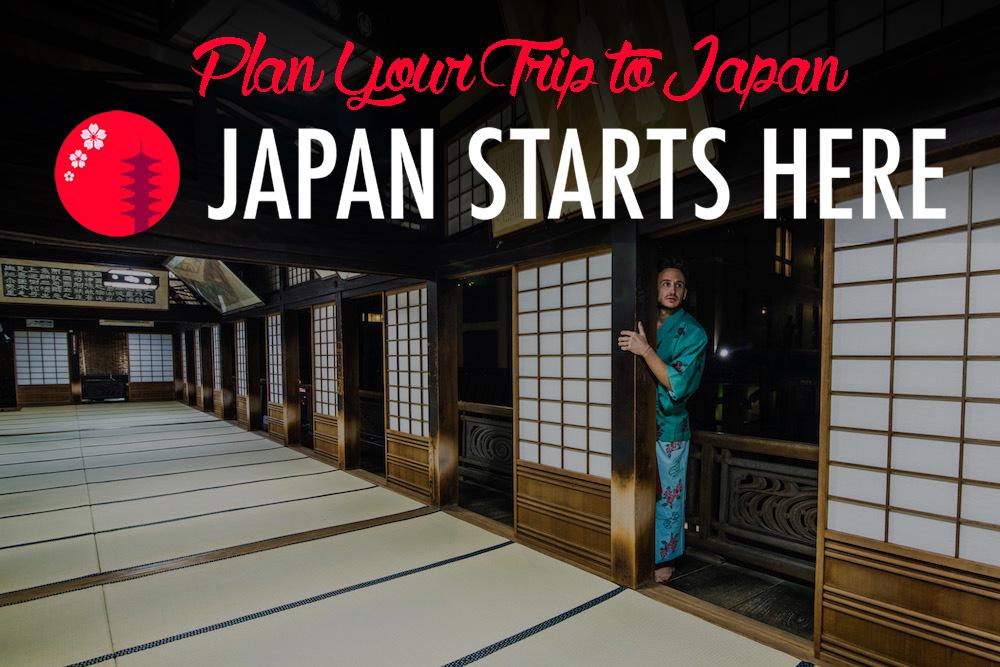 Japan Starts Here